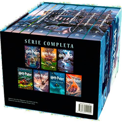 Coleção-Harry-Potter-2015